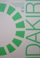 EAO aastaraamat Idakiri 2013