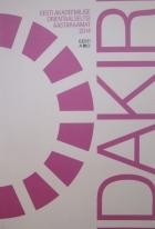 EAO aastaraamat Idakiri 2014